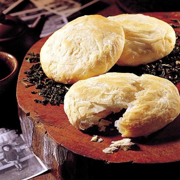 傳統太陽餅