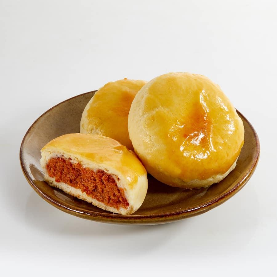 肉鬆Q餅8入 (葷)