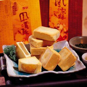 鳳黃酥12入(蛋奶素)