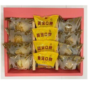 三元禮盒12入(蛋奶素)