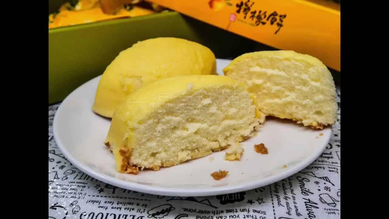 下午茶點心首選檸檬餅